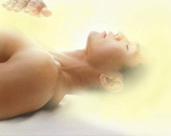 60-90 Min In-Person Reiki Energy Healing Session with Crystals