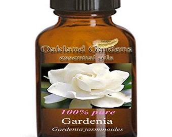 GARDENIA Essential Oil - Euro Dropper - 100% Therapeutic Grade - Gardenia jasminoides Powerful love attracting scent  -  Great  aphrodisiac