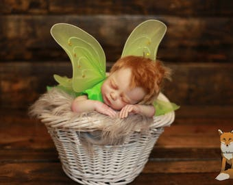 Clover  Completed Reborn Fairy Doll