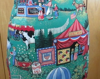 Country Fair Apron