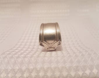 Jessica spoon ring