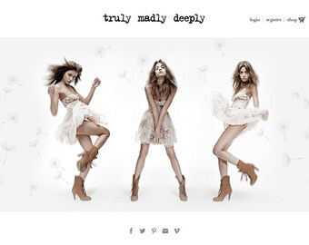 Complete E-commerce Shopify Website Design eCommerce Custom Website Design Package inc. Facebook Storefront Boutique Website Shopping Cart
