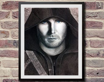 Art print limited edition - Arrow