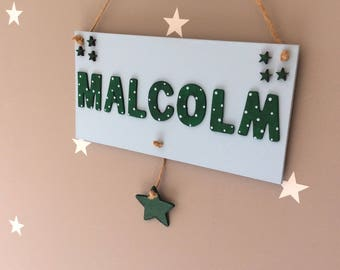 name signs for kids name sign for nursery wooden name sign