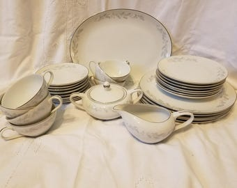 Royalton China Co. Translucent Porcelain Fine China E.G. 3301