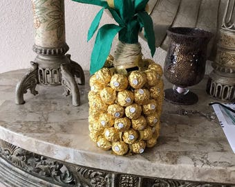 Pineapple Candy & Bottle