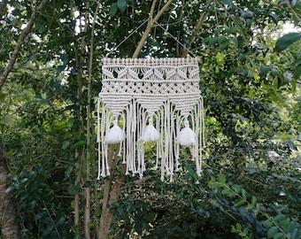 macrame wall hanging, textile art, fiber art, home decor, knot decor,boho decor