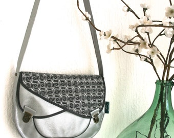 Billie Paintings'collection Grey Star Sling bag