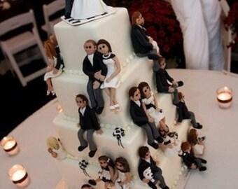 Custom Cake Sitter