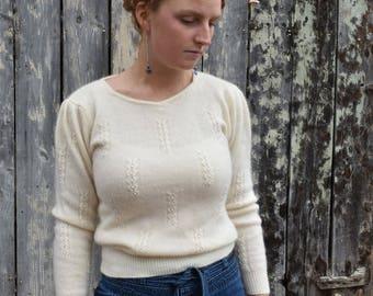 Claude Vermet lambswool sweater