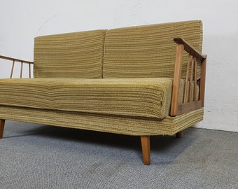 Sofa DAYBED Couch Sofa Bed Mid Century Modern Danish Scandinavian Vintage  Retro 50s 60s 50s 60s