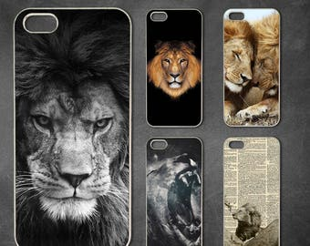 lion iphone 8 case