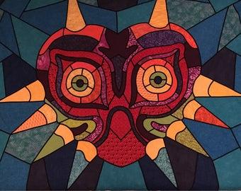 Majora's Mask Quilt
