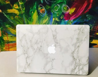 SALE! Marble MacBook Sticker Decal for New Macbook Pro with Touchbar.