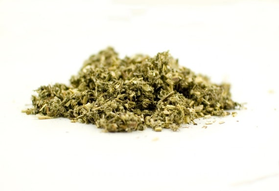 Home Brewing Spices and Herbs- Dried Mugwort 1 oz Bag