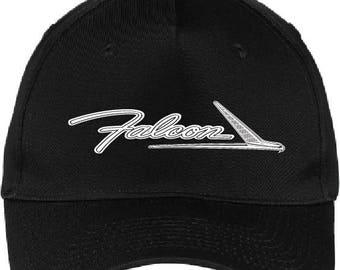 Ford Falcon Custom Screen Printed Hot Rod Muscle Classic Car Hat