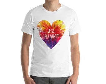 Less Than Three Love Text To Speech T-shirt