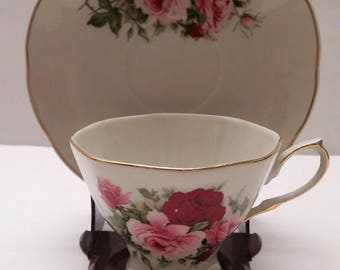 Baum Brothers 'Formalities' Tea Cup and Saucer