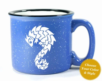 Pangolin Mug - Choose Your Cup Color