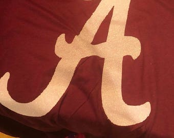 Short Sleeve Alabama Shirt