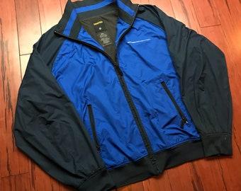 Nautica Polyester Zip-Up Jacket