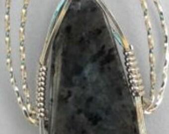 Karvakite Pendant from Norway