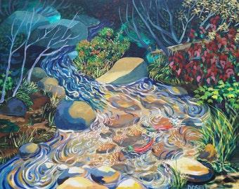 Gold Kokanee-Taylor Creek