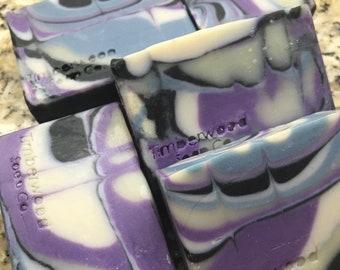 Lavender Sandalwood & Sage Vegan/Palm-Free Soap