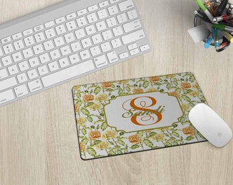 Personalized Mouse Pad, Mouse mat, Mousepad, Custom Mouse Pad, Monogram Mouse pad, Pad, Monogram Mousepad, Mouse Pad, Computer mouse pad #6