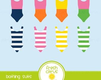 Bathing Suit clip art