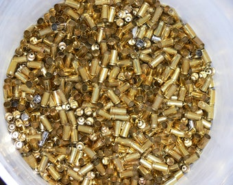 9mm once fired brass - 500ct