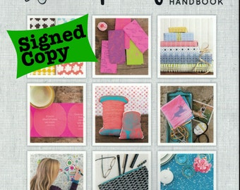 The Spoonflower Handbook - signed copy by co-author
