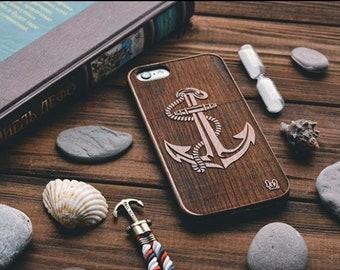 sailor iphone wood case 8/ wood iphone 10 case /wood case 7 iphone 8 plus,wood case 8 plus Iphone ,Iphone Wood Case X ,Wood case iphone