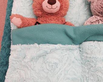 Teddy Bear sleeping bags for teddy bear sleep-overs