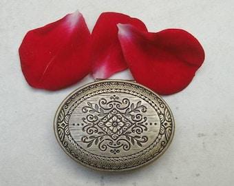Rose Sonata Locket Perfume