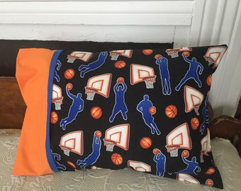 Basketball Travel Size Pillowcase
