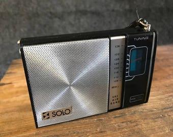 Vintage vhf/lf receiver, Multitech Pro II