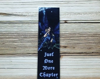 Just one more chapter-Bookmark