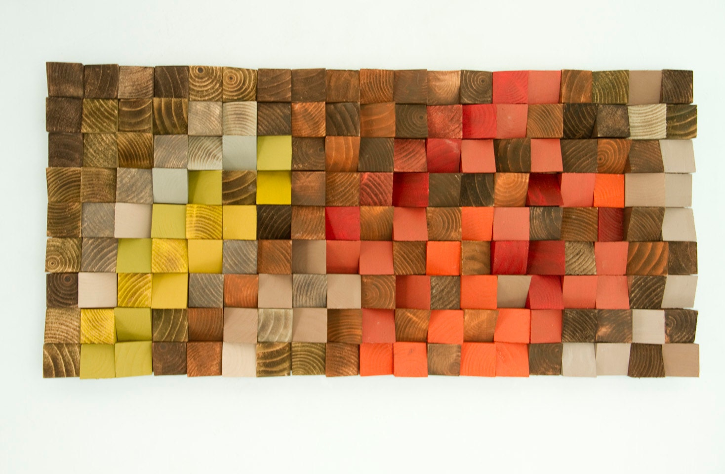 Wood Art Decor Cool Wood Wall Art Reclaimed Wood Art Industrial Decor Review