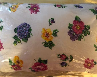 Flower Pillow to Hug