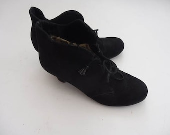 50's Ankle Boots. Hans Christian Anderson.