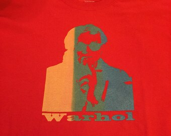 Andy Warhol Red