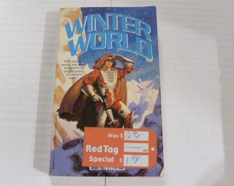 c.j. mills SCI FI paperback 1988 winter world
