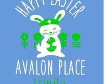 Avalon easter shirt