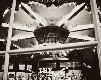 New Orleans Carousel Bar, French Quarter, Mardi Gras, Wall Art, Home Decor