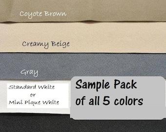 Rubber Fabric Sample, Shoe Soling Sheet, Waterproof Rubber Fabric, Neoprene Fabric, ToughTek Fabric, Non Slip Fabric, Shoe Making Supplies
