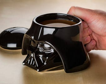 Star Wars Coffee Mug: Darth Vader & Stormtrooper