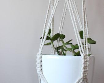 Macrame Plant Hanger | Cotton Rope