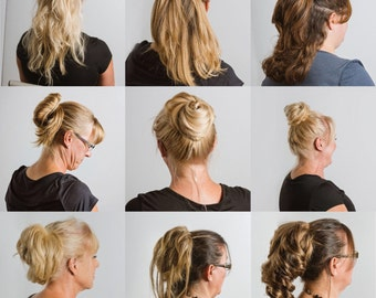Hot Day Hairstyles Messy Bun Hairstyle Messy Bun How To