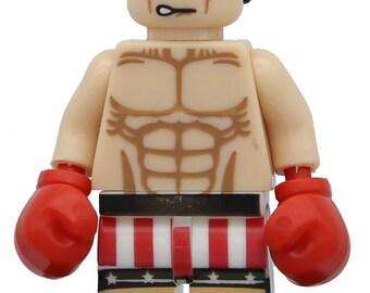 Rocky Balboa (Custom LEGO)